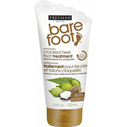 Freeman bare foot repair! For cracked heels