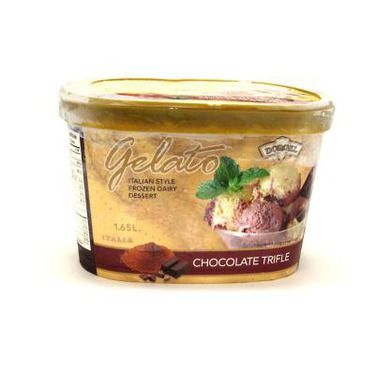 Dorgel Gelato Chocolate Trifle