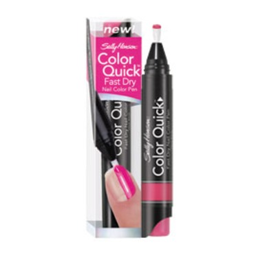 Sally Hansen Color Quick Fast Dry Nail Pen Reviews In Polish Advisor