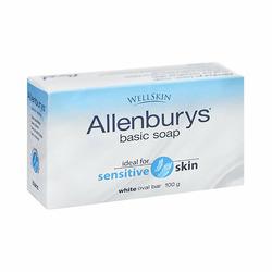 WellSkin Allenburys Basic Soap