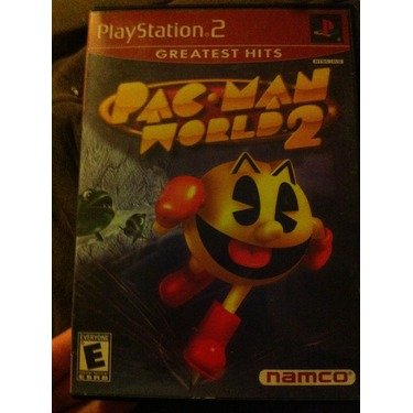 PacMan World for PS2