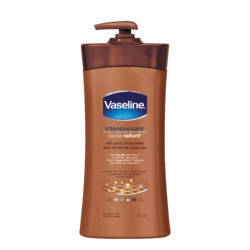 Vaseline Intensive Care Cocoa Radiant Lotion with Pure Cocoa Butter