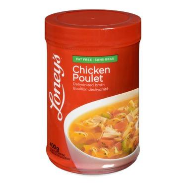 Loney's Chicken Dehydrated Broth