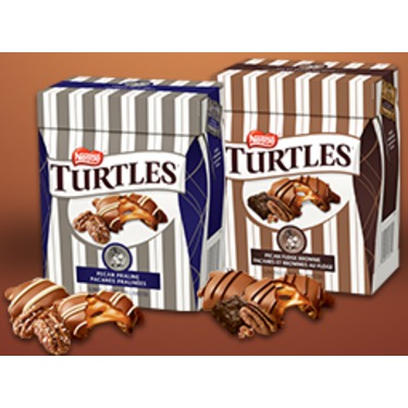 Turtles Pecan Praline