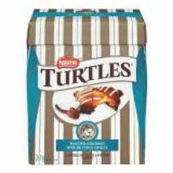 Turtles Pecan Praline