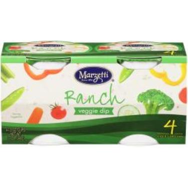 Marzetti Ranch Veggie Dip Snack Pack