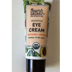 Nourish Organic Renewing Eye Cream