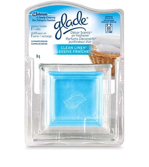 Glade Decor Scents Le Cinnamon Refills
