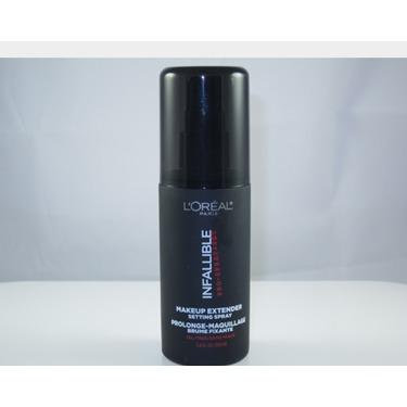 L'Oreal Infallible Makeup Extender Setting Spray