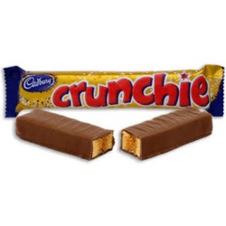 Crunchie Chocolate Bar
