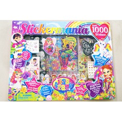 Lisa Frank Stickers and Accessories