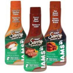 Iams Savory Sauces for Dogs