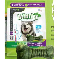 Minties Dental Treats