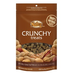 Nutro Crunchy Treats — Peanut Butter