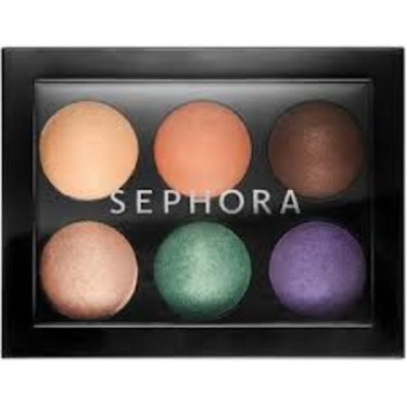 Sephora Collection Sand Illusions Baked Eye Shadow Palette