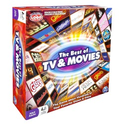 The Best of TV and Movies Game