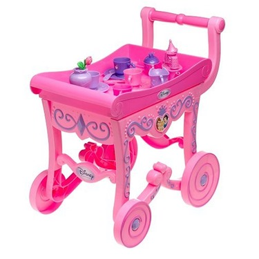 Disney Princess Tea Cart