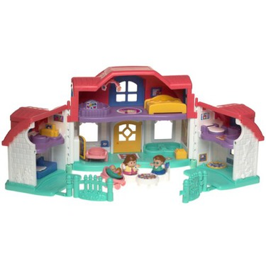 Fisher Price Little People Sweet Sounds House
