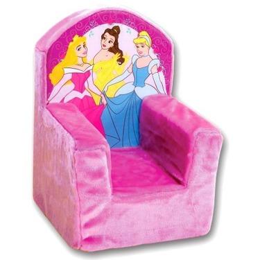 Disney Princess Foam High Back Chair