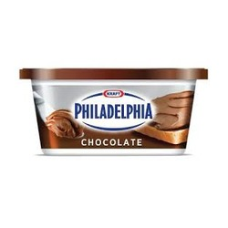 Chocolate Philadelphia Cream Cheese