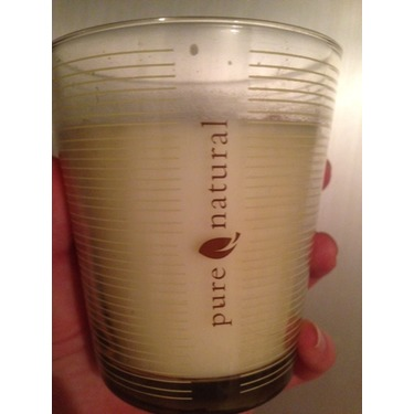 Pure Natural candle