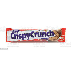 Cadbury Crispy Crunch Chocolate Bar