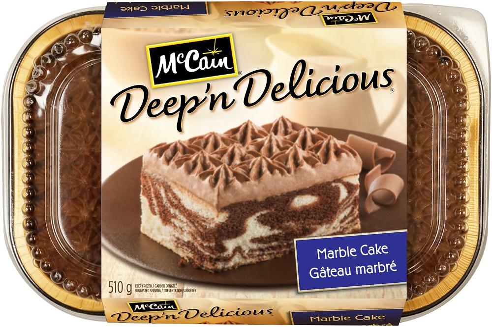 Deep N Delicious Cake Recipe