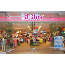 Justice Clothing Store