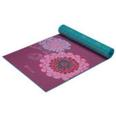 Gaiam Kiku Reversible Yoga Mat