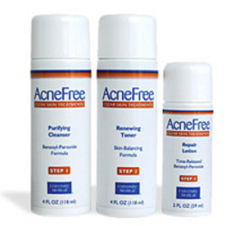 AcneFree 3 Step Acne System