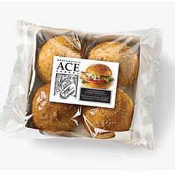 Ace Bakery Sesame Rosemary Gourmet Buns
