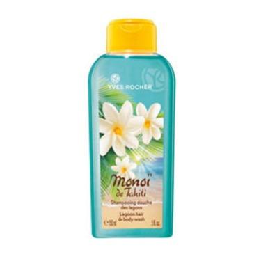 Yves Rocher Monoi de Tahiti Lagoon Hair and Body Wash