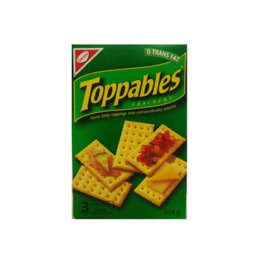 Christie Toppables Crackers