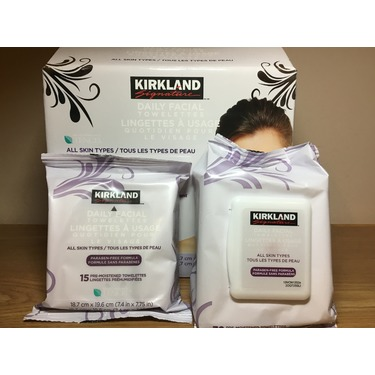 Kirkland Daily Facial Cleansing Towelettes