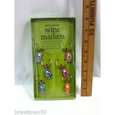 Boston Warehouse Wine Markers