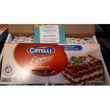 Catelli Express Lasagne