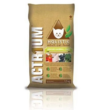 ACTR1UM Holistic Adult Indoor Hairball Care Cat Food