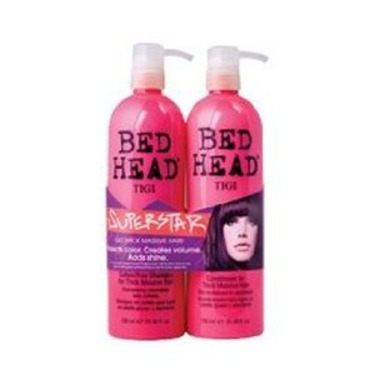 TIGI Bed Head Superstar Shampoo and Conditioner