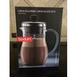 Bodum Chocolatiere Chocolate Jug