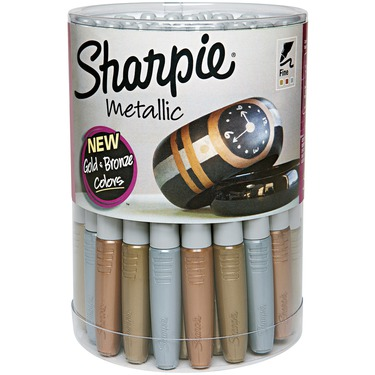 Sharpie Metallic Fine Point Markers