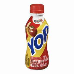 Yoplait Yop Yogurt Drink