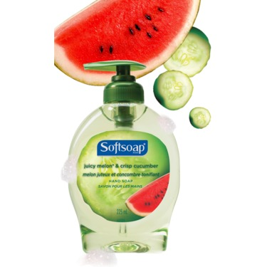 SoftSoap Juicy Melon and Crisp Cucumber Hand Soap