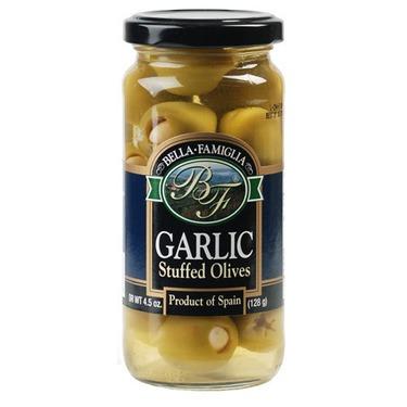 Bella Famiglia Garlic Stuffed Olives