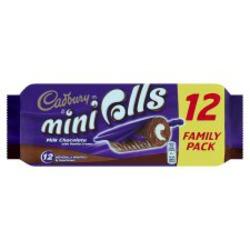 Cadbury Mini Rolls