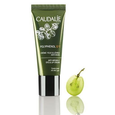 Caudalie Polyphenol Anti-Wrinkle Eye & Lip Cream