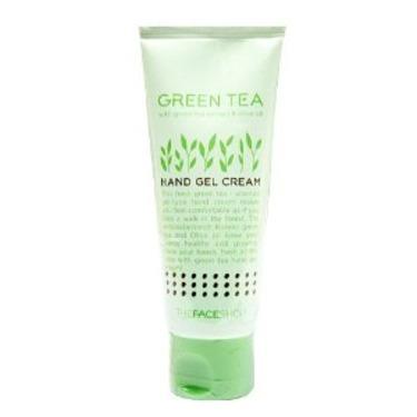 The Face Shop Green Tea Hand Gel Cream
