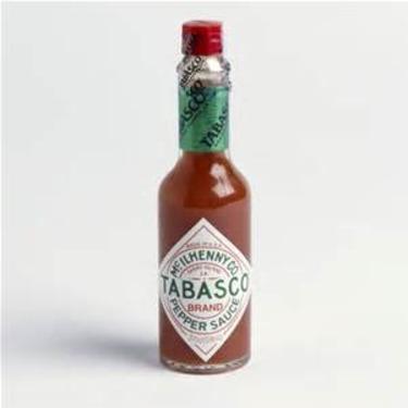 McIlhenney Co. Tabasco Pepper Sauce
