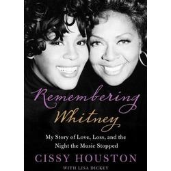 Remebering Whitney by Cissy Houston