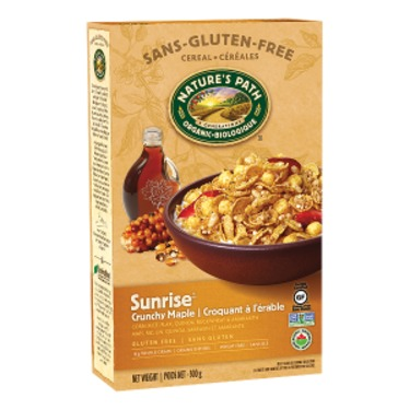 Nature's Path Sunrise Crunchy Maple Cereal