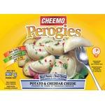 Cheemo Potato & Cheddar Perogies